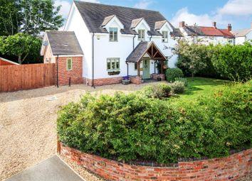 Thumbnail 4 bed detached house for sale in Chapel Street, Oakthorpe, Swadlincote