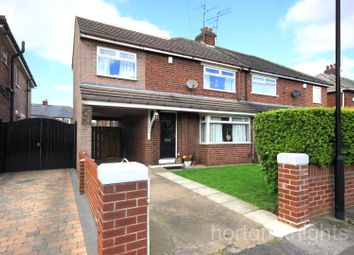 3 bed semi-detached house for sale in Baldwin Avenue, Doncaster DN5