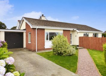 Thumbnail 4 bed detached house for sale in Y Fron Estate, Cemaes Bay