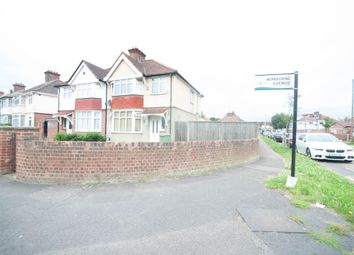 Thumbnail 4 bed semi-detached house to rent in Wimborne Avenue, Hayes