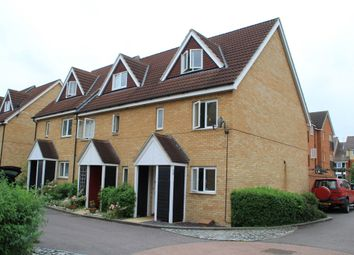 Thumbnail 4 bedroom end terrace house to rent in Barnack Grove, Royston