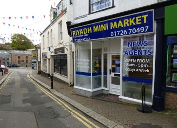 Thumbnail Retail premises for sale in Victoria Place, Victoria Place, St. Austell