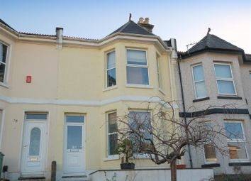 Thumbnail 2 bed semi-detached house for sale in St. Georges Terrace, Plymouth