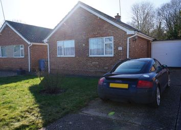 Thumbnail 2 bed bungalow to rent in Charlottes, Washbrook, Ipswich