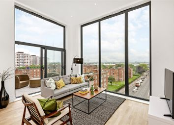 Thumbnail 2 bed flat for sale in Madison Heights, Milner Road, Wimbledon