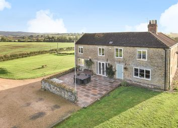 Thumbnail 4 bed farmhouse for sale in Coxwold Road, Carlton Husthwaite, Thirsk