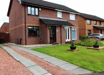 Thumbnail 2 bed semi-detached house for sale in Boden Quadrant, Motherwell