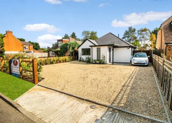 Thumbnail 3 bed bungalow for sale in Coleford Bridge Road, Camberley, Surrey
