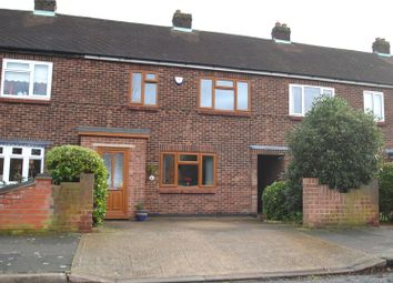 Thumbnail 3 bed terraced house for sale in Clement Way, Upminster