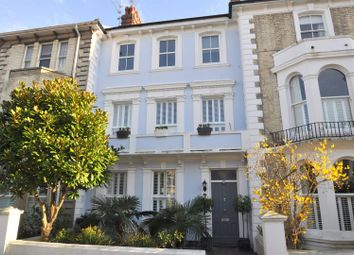 Thumbnail 5 bed terraced house for sale in Lushington Road, Eastbourne