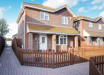 Thumbnail 3 bed detached house for sale in 348 South Coast Road, Peacehaven