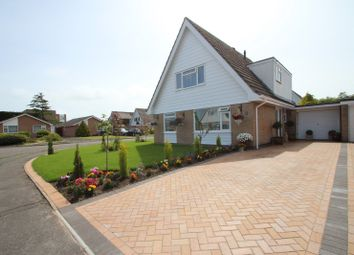 Thumbnail 4 bed detached house for sale in Cunningham Close, Mudeford