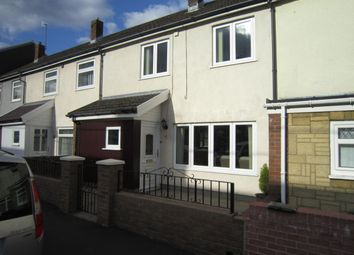 Thumbnail 3 bed terraced house for sale in John Street, Bargoed