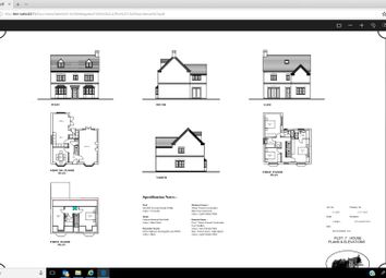 Thumbnail 5 bed detached house for sale in Plot 7, Hutchinson Road, Beacon Heights