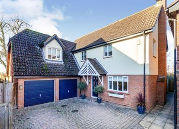 4 bed detached house for sale in Caysers Croft, East Peckham, Tonbridge, Kent TN12