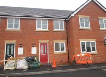 Thumbnail 2 bed terraced house for sale in Station Road, Gobowen, Oswestry