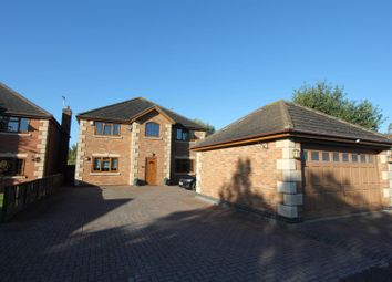 Thumbnail 4 bed detached house for sale in 40c Hinckley Road, Stoke Golding, Nuneaton