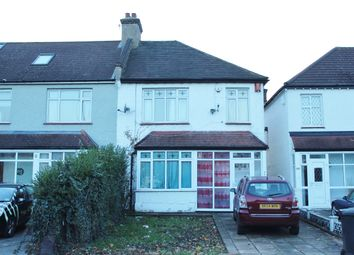 Thumbnail 3 bed property to rent in Burnt Ash Hill, London