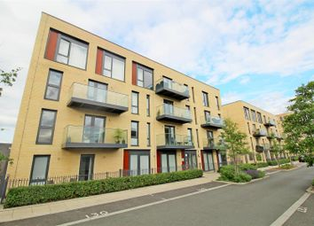 Thumbnail 2 bed flat to rent in Hayling Way, Edgware