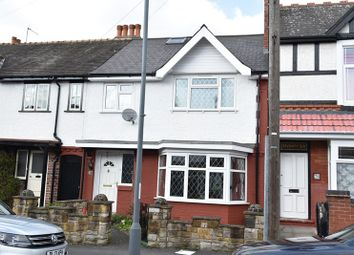 Thumbnail 4 bed terraced house for sale in Doris Road, Sparkhill, Birmingham