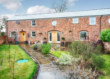 Thumbnail 4 bed barn conversion for sale in Cedar Barns, Byley Lane, Byley, Middlewich