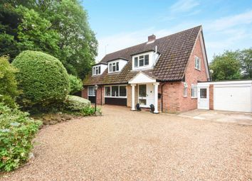 Thumbnail 4 bed property for sale in Crown Road, Mundford, Thetford