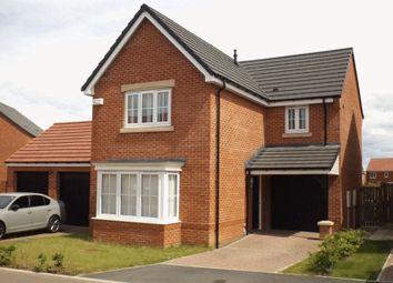 3 bed detached house for sale in Belford Court, Devonworth Place, Blyth NE24
