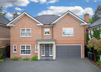 Thumbnail 5 bed detached house for sale in Swan Lane, Loughton
