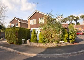 Thumbnail 3 bed detached house to rent in Chiltern Close, Church Crookham, Fleet