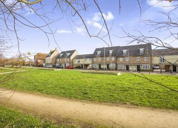 Thumbnail 4 bedroom town house for sale in Stone Hill, St. Neots, Cambridgeshire, Cambs
