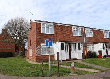 Thumbnail 2 bed flat for sale in Elizabeth Road, Dovercourt, Harwich