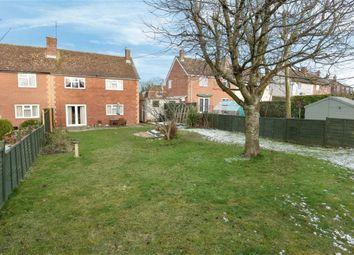 Thumbnail 3 bed semi-detached house for sale in Warneage Green, Wanborough, Swindon