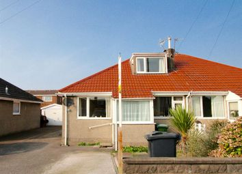 Thumbnail 3 bed semi-detached bungalow for sale in Hampsfell Drive, Morecambe