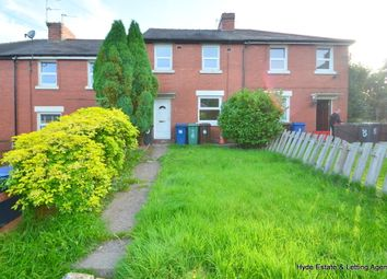 Thumbnail 3 bed terraced house to rent in Polefield Grange, Prestwich, Manchester