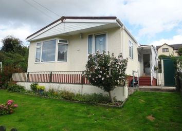 Thumbnail 2 bed mobile/park home for sale in Railway Road, Cinderford