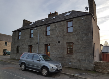 Thumbnail 3 bedroom end terrace house to rent in The Square, Rhynie, Huntly