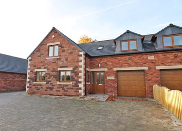 Thumbnail 3 bed semi-detached house for sale in Manor Croft, Aglionby, Carlisle