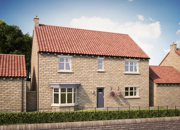 Thumbnail 4 bedroom detached house for sale in Penny Piece Lane, North Anston