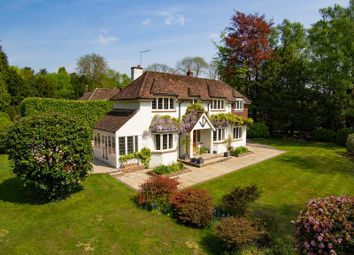 Thumbnail 5 bed detached house for sale in Hookwood Lane, Ampfield, Romsey, Hampshire