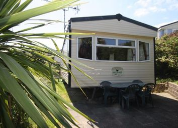 Thumbnail 2 bed mobile/park home for sale in Institute Road, Swanage
