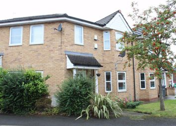 Thumbnail 2 bed flat for sale in Higher Meadows, Levenshulme, Manchester