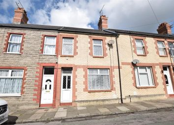 Thumbnail 2 bed terraced house for sale in Quarella Street, Barry