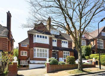 Thumbnail 3 bedroom flat to rent in Redington Road, Hampstead
