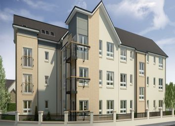Thumbnail 1 bed flat for sale in Leven Street, Motherwell