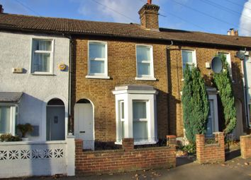 Thumbnail 2 bed terraced house for sale in Pawsons Road, Croydon