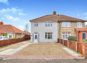 3 bed semi-detached house for sale in Links Avenue, Norwich NR6