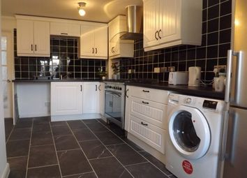 Thumbnail 2 bedroom maisonette to rent in Copenhagen Close, Luton