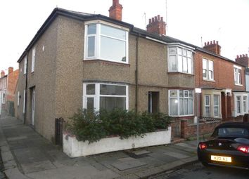 Thumbnail 1 bed semi-detached house to rent in Glasgow Street, Northampton
