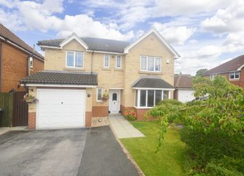 Thumbnail 5 bedroom detached house for sale in Briarfield Gardens, Huddersfield