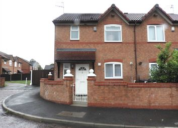 Thumbnail 3 bed semi-detached house for sale in Cherry Gardens, Kirkby, Liverpool